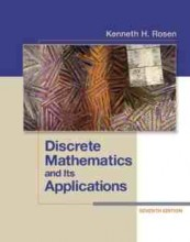 Discrete Mathematics and Its Applications, 7th edition