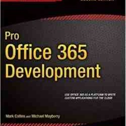 Pro Office 365 Development 2nd edition