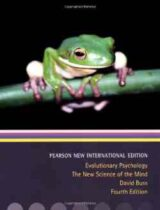 Evolutionary Psychology The New Science of the Mind, 4 edition