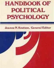 Handbook of political psychology