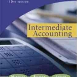 Intermediate Accounting, 10th Edition