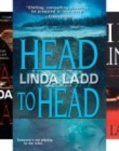 Claire Morgan Mystery series by Linda Ladd