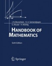 Handbook of Mathematics 6rd Edition