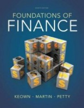 Foundations of Finance (8th Edition)
