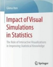 Impact of Visual Simulations in Statistics: The Role of Interactive Visualizations