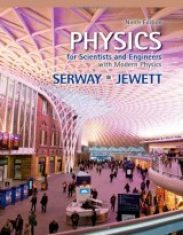 Physics for Scientists and Engineers with Modern Physics 9 edition