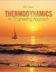 Thermodynamics: An Engineering Approach 5th Edition – TextBook & Solution Manual