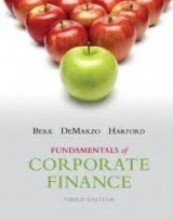 Fundamentals of Corporate Finance (3rd edition)