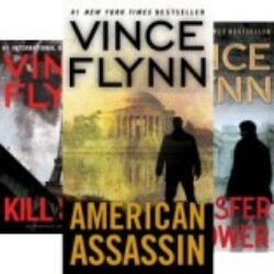 The Mitch Rapp Series 14 Book Series