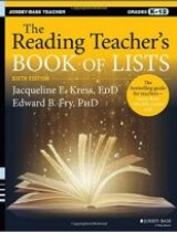 The Reading Teachers Book of Lists 6th Edition