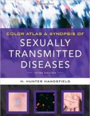 Color Atlas & Synopsis of Sexually Transmitted Diseases (3rd Edition)