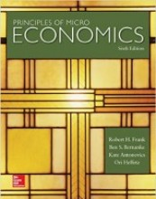 Principles of Microeconomics by Robert Frank