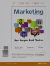 Marketing Real People, Real Choices, Student Value Edition 8th Edition