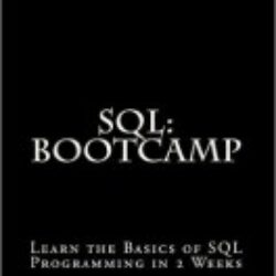 SQL Bootcamp - Learn the Basics of SQL Programming in 2 Weeks