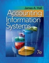 Accounting Information Systems, 7 edition
