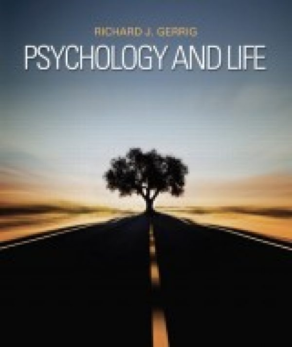 Psychology In Your Life Pdf