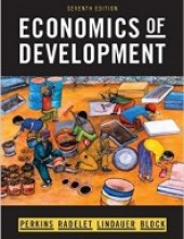 Economics of Development (7th Revised edition)