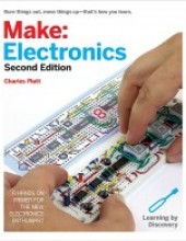 Make Electronics – Learning Through Discovery – 2nd Edition