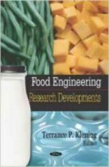 Food Engineering Research Developments