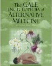 The Gale Encyclopedia of Alternative Medicine – 4 Volume set