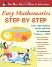 Easy Mathematics – Step-by-Step – 1st Edition
