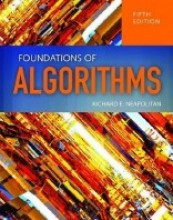 Foundations of Algorithms, 5th edition