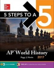 5 Steps to a 5: AP World History 2017 Edition (10th Edition)